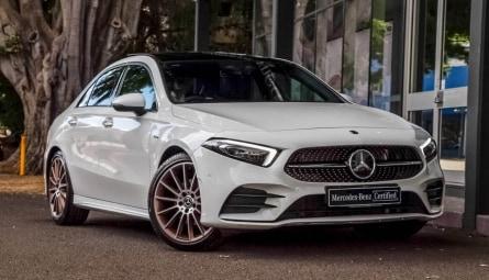2019  Mercedes-Benz A-Class A200 Sedan