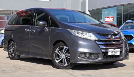 2014 Honda Odyssey VTi-L Wagon