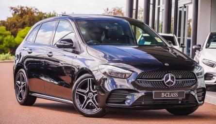 2020 Mercedes-Benz B-Class B180 Hatchback
