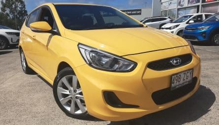 2018 Hyundai Accent Sport Hatchback