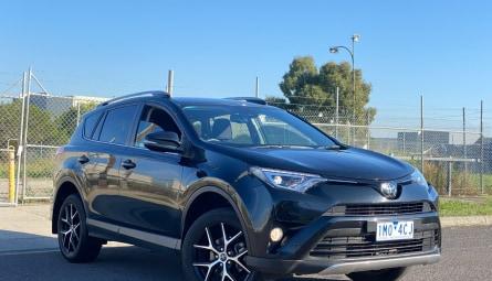 2018 Toyota RAV4 GXL Wagon