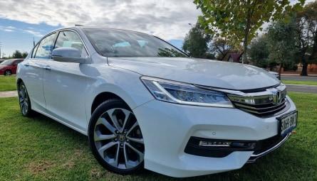 2018 Honda Accord VTi-L Sedan