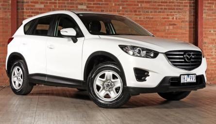 2016 Mazda CX-5 Maxx Wagon