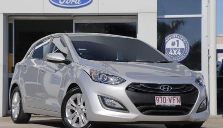 2014 Hyundai i30 SE Hatchback