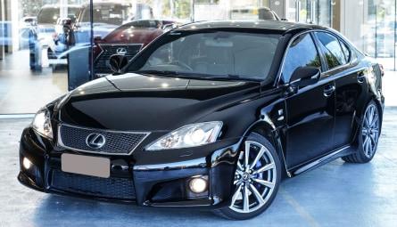 2008  Lexus IS Is F Sports Luxury Sedan