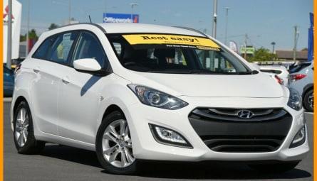 2013  Hyundai i30 Active Tourer