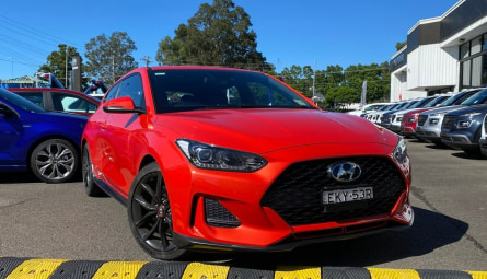 2019 Hyundai Veloster Turbo Coupe