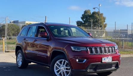 2018  Jeep Grand Cherokee Laredo Wagon