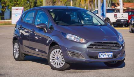 2015  Ford Fiesta Ambiente Hatchback
