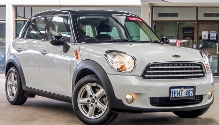 2012 MINI Countryman Cooper Wagon