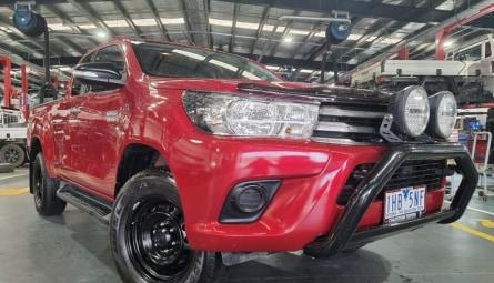 2016  Toyota Hilux Sr Utility Extra Cab