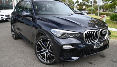 2021 BMW X5 xDrive30d M Sport Wagon