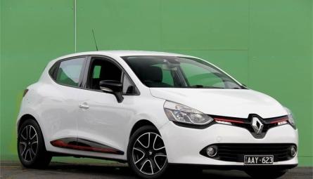 2013  Renault Clio Expression Hatchback