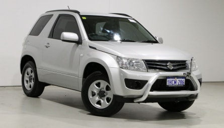 2013 Suzuki Grand Vitara Urban Navigator Wagon