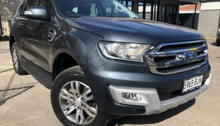 2015 Ford Everest Trend Wagon