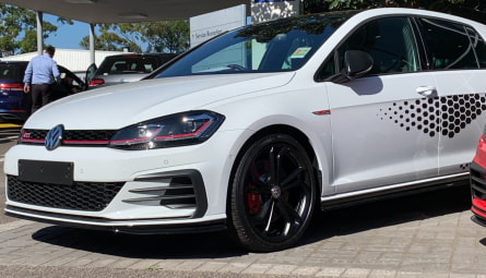 2020  Volkswagen Golf Gti Tcr Hatchback