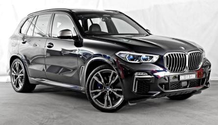 2018  BMW X5 M50d Wagon