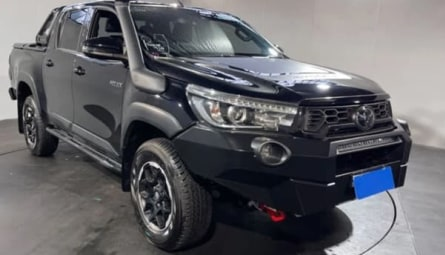 2020  Toyota Hilux Rugged X Utility Double Cab