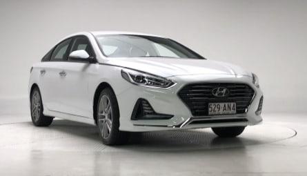 2018 Hyundai Sonata Active Sedan