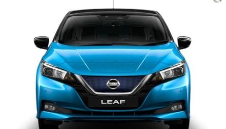 2021  Nissan LEAF E+ Hatchback