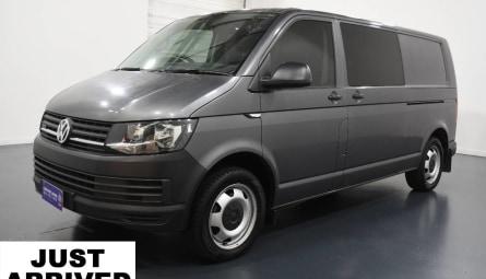 2018 VOLKSWAGEN TRANSPORTER TDI400 Van
