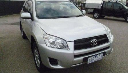 2011  Toyota RAV4 Cv Wagon