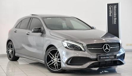 2015  Mercedes-Benz A-class A200 Hatchback