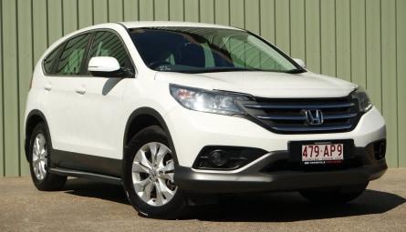 2014  Honda CR-V Dti-s Wagon