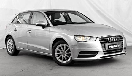 2014 Audi A3 Attraction Sportback
