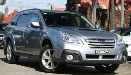 2013  Subaru Outback 2.0d Premium Wagon