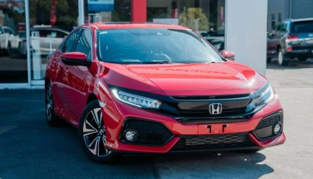 2019 Honda Civic VTi-LX Hatchback