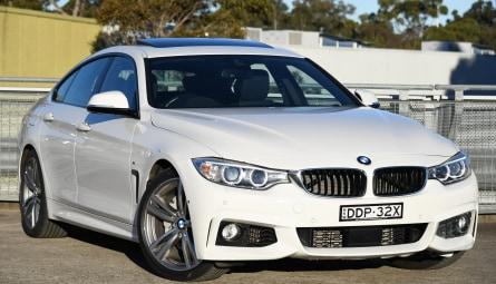 2016  BMW 4 Series 435i Gran Coupe