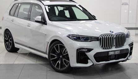 2020 BMW X7 xDrive30d Wagon