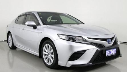 2019  Toyota Camry Ascent Sport Sedan