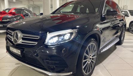2017  Mercedes-Benz GLC-Class Glc350 D Wagon