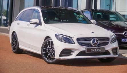 2021  Mercedes-Benz C-Class C200 Estate