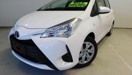2019 Toyota Yaris Ascent Hatchback
