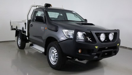 2015  Toyota Hilux Sr Cab Chassis Single Cab