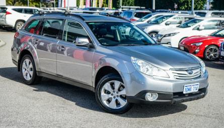 2011  Subaru Outback 3.6r Premium Wagon