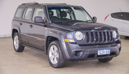 2014  Jeep Patriot Sport Wagon