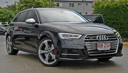 2019 Audi S3Sportback