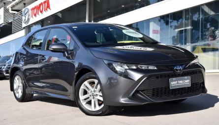 2020  Toyota Corolla Ascent Sport Hatchback