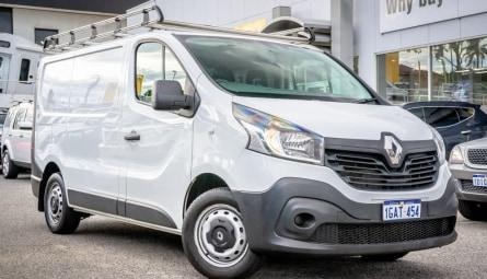 2016 Renault Trafic 66KW Van