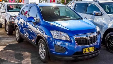 2014  Holden Trax Ls Wagon