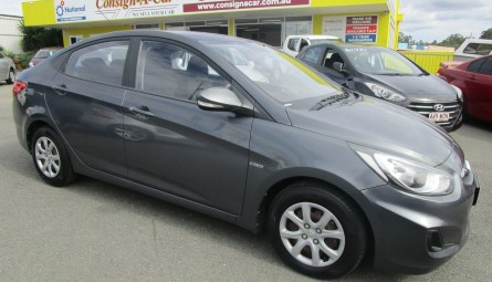 2011  Hyundai Accent Active Sedan