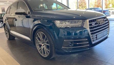 2019 Audi SQ7 TDI Wagon
