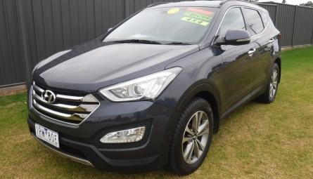 2014 Hyundai Santa Fe Elite Wagon