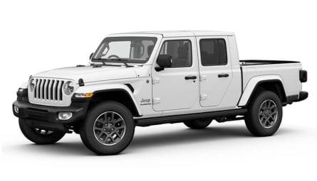 2021 Jeep Gladiator Overland Pick-up Dual Cab