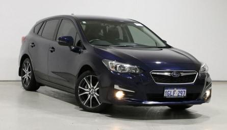 2017 Subaru Impreza 2.0i-L Hatchback