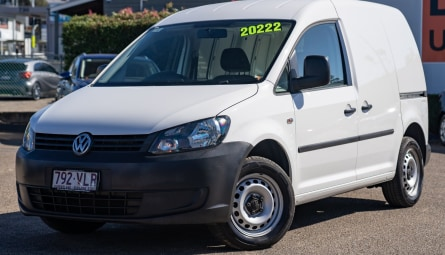 2014  Volkswagen Caddy Tsi160 Van